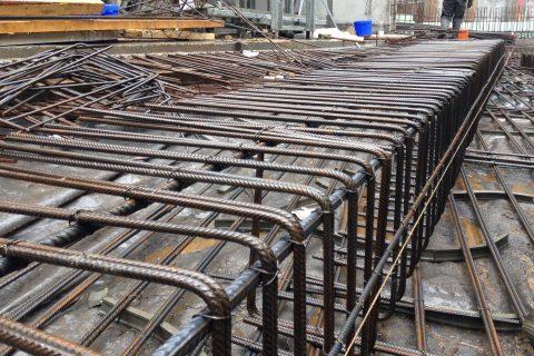 Bewehrung im Beton-Bauteil, wofür?