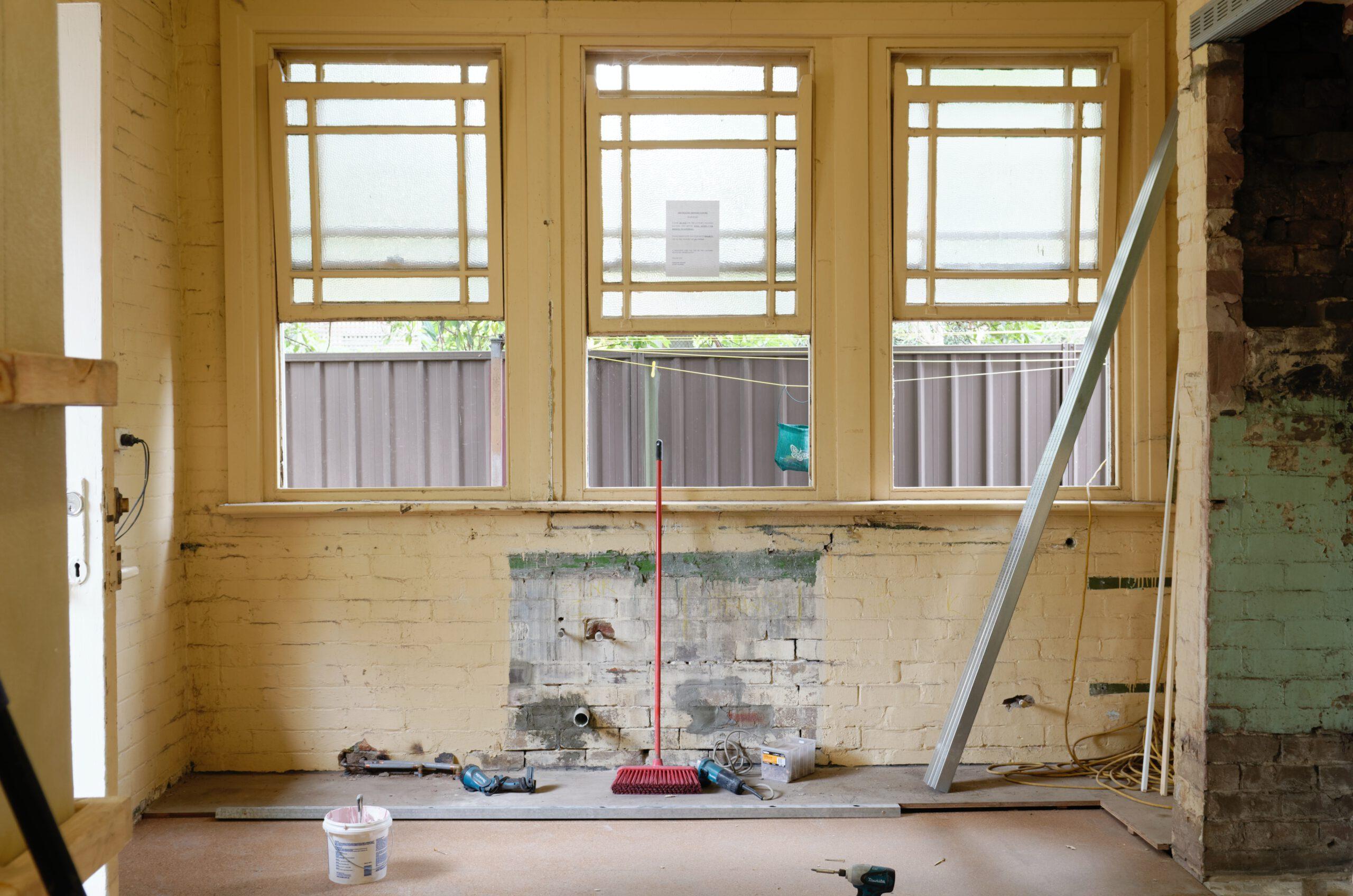 Wie beginne ich meine Haus-Sanierung?